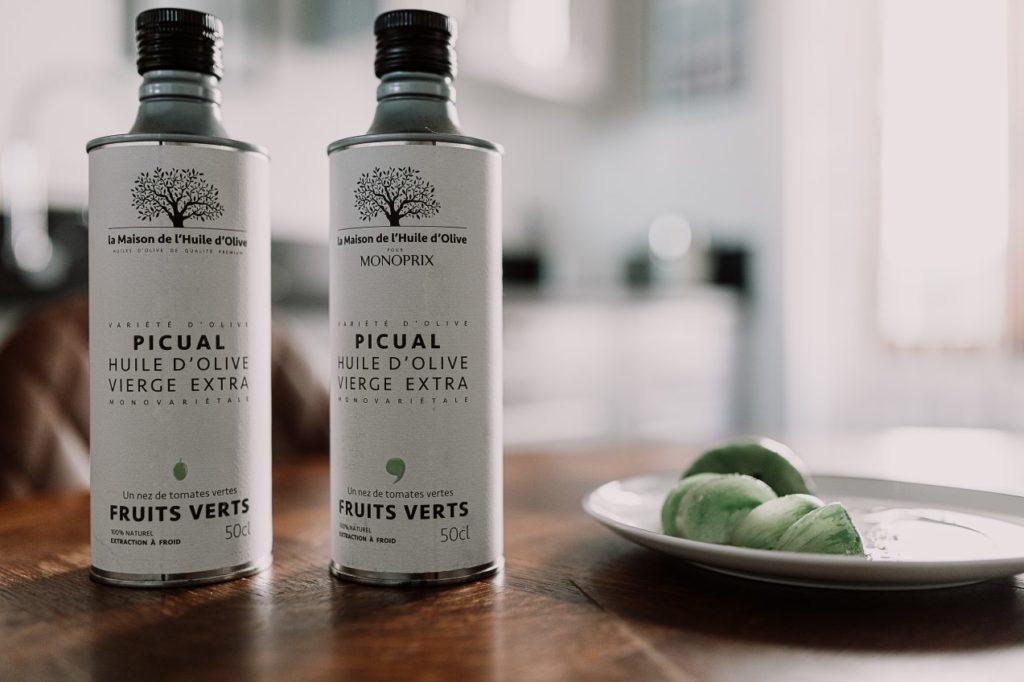 Huile d'olive PICUAL de la Maison de l'huile d'olive