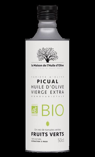 Huile d'olive BIO Picual